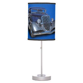 1934 VINTAGE CAR TABLE LAMP
