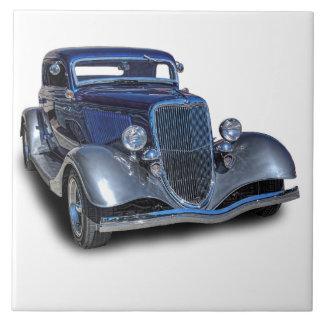 1934 VINTAGE CAR TILE