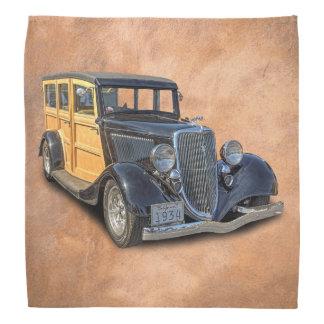 1934 VINTAGE WOODIE BANDANA
