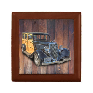 1934 VINTAGE WOODIE GIFT BOX