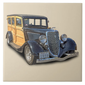 1934 WOODIE TILE