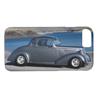 1935 Chevy Master Coupe Hot Rod Scenic Lake iPhone 8/7 Case