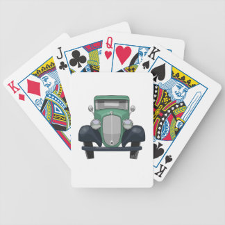 1935 Chevy Pickup Bicycle Playing Cards