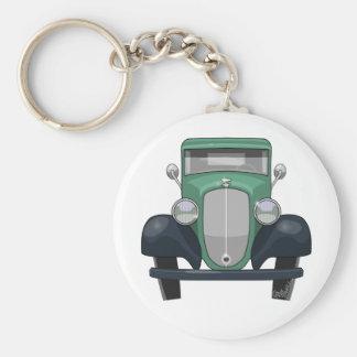 1935 Chevy Pickup Keychain