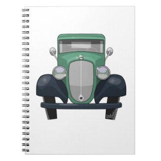 1935 Chevy Pickup Notebooks