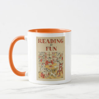 1935 Children's Book Week Mug