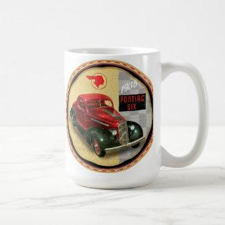 1935 Pontiac sign Coffee Mug