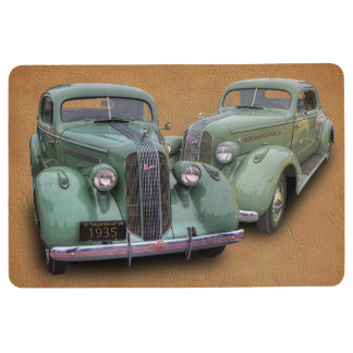 1935 VINTAGE CAR FLOOR MAT
