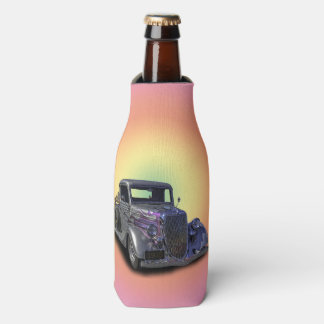 1935 VINTAGE PICKUP BOTTLE COOLER
