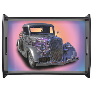 1935 VINTAGE PICKUP SERVING TRAY