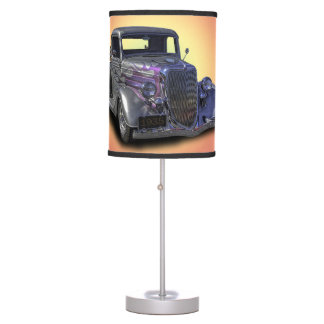 1935 VINTAGE PICKUP TABLE LAMP