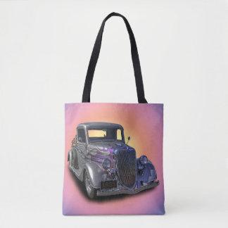 1935 VINTAGE PICKUP TOTE BAG