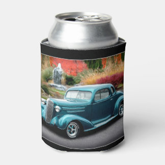 1936 Chevy Hot Rod Coupe Chevrolet Classic Car Can Cooler
