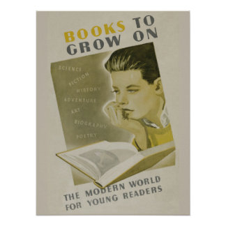 1936 Children's Book Week Poster