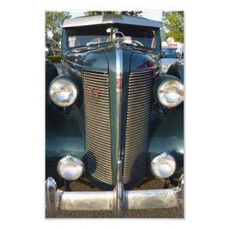 1937 BUICK PHOTO ART