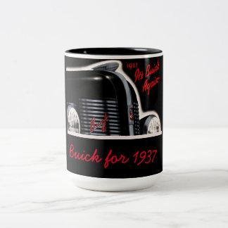 1937 Buick Two-Tone Coffee Mug