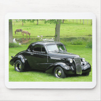 1937 Chevy Coupe Mouse Pad