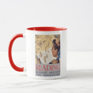1937 Children's Book Week Mug
