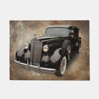 1937 VINTAGE CAR DOORMAT