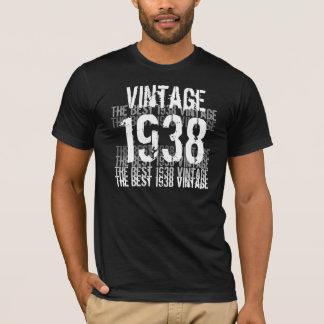 1938 Birthday Year - The Best 1938 Vintage T-Shirt