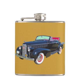 1938 Cadillac Lasalle luxury Car Flask