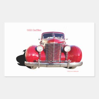 "1938 Cadillac ""red"""