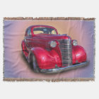 1938 CHEVROLET THROW BLANKET