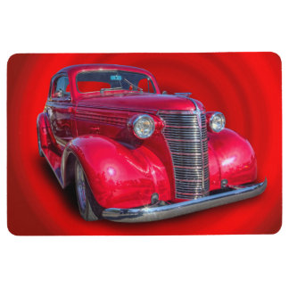 1938 VINTAGE CAR FLOOR MAT