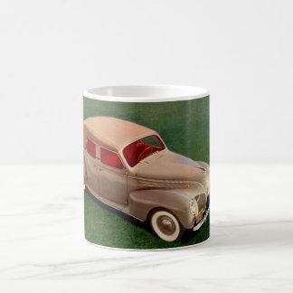 1939 Lincoln Zephyr Coffee Mug