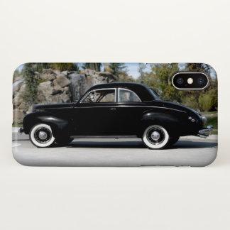 1939 Merc Mercury Coupe Vintage Classic Car iPhone X Case