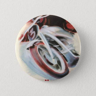 1939 Swiss National Motorcycle Racing Championship 2 Inch Round Button