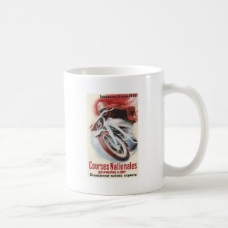 1939 Swiss National Motorcycle Racing Championship Coffee Mug