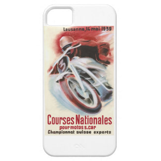 1939 Swiss National Motorcycle Racing Championship iPhone 5 Case