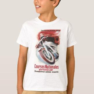 1939 Swiss National Motorcycle Racing Championship T-Shirt