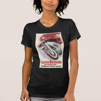 1939 Swiss National Motorcycle Racing Championship T-Shirt