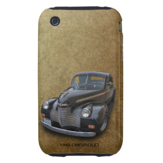 1940 CHEVROLET 2 iPhone 3 TOUGH COVER