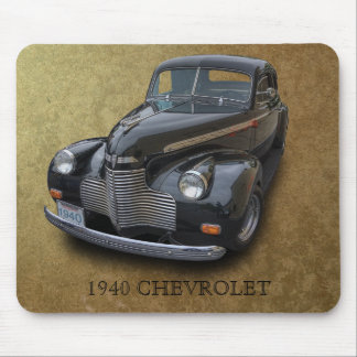 1940 CHEVROLET 2 MOUSE PAD