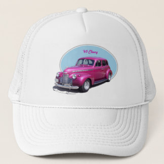 1940 Chevy hat