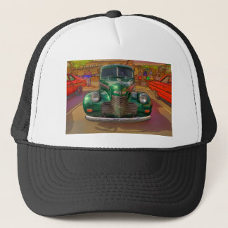 1940 CHEVY TRUCKER HAT