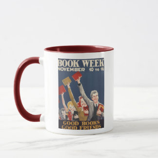 1940 Children's Book Week Mug