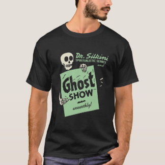 1940 - Dr Silkini Ghost Show T-Shirt