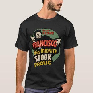 1940 Francisco Midnite Spook Frolic T-Shirt