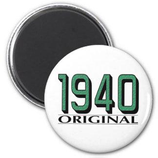 1940 Original Refrigerator Magnet