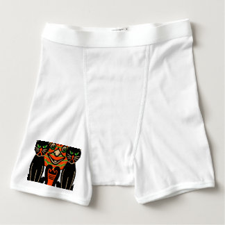 1940 Vintage Halloween Black Cats Boxer Briefs