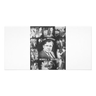 1940 Wendell Willkie Picture Card