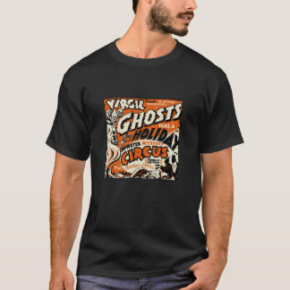 1940s Ghosts Take A Holiday T-Shirt