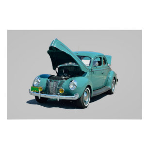 1940s Cars Art Amp Wall D 233 Cor Zazzle Ca