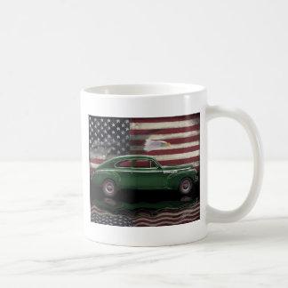 1941 Buick Century Patriot Coffee Mug