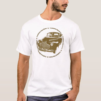 1941 Chevy Coupe Traditional Hot Rod T-Shirt