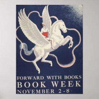 1941 Children's Book Week Poster